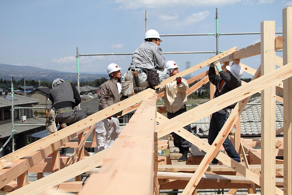 木万里では職人を育てることも大切な仕事だと考えています。